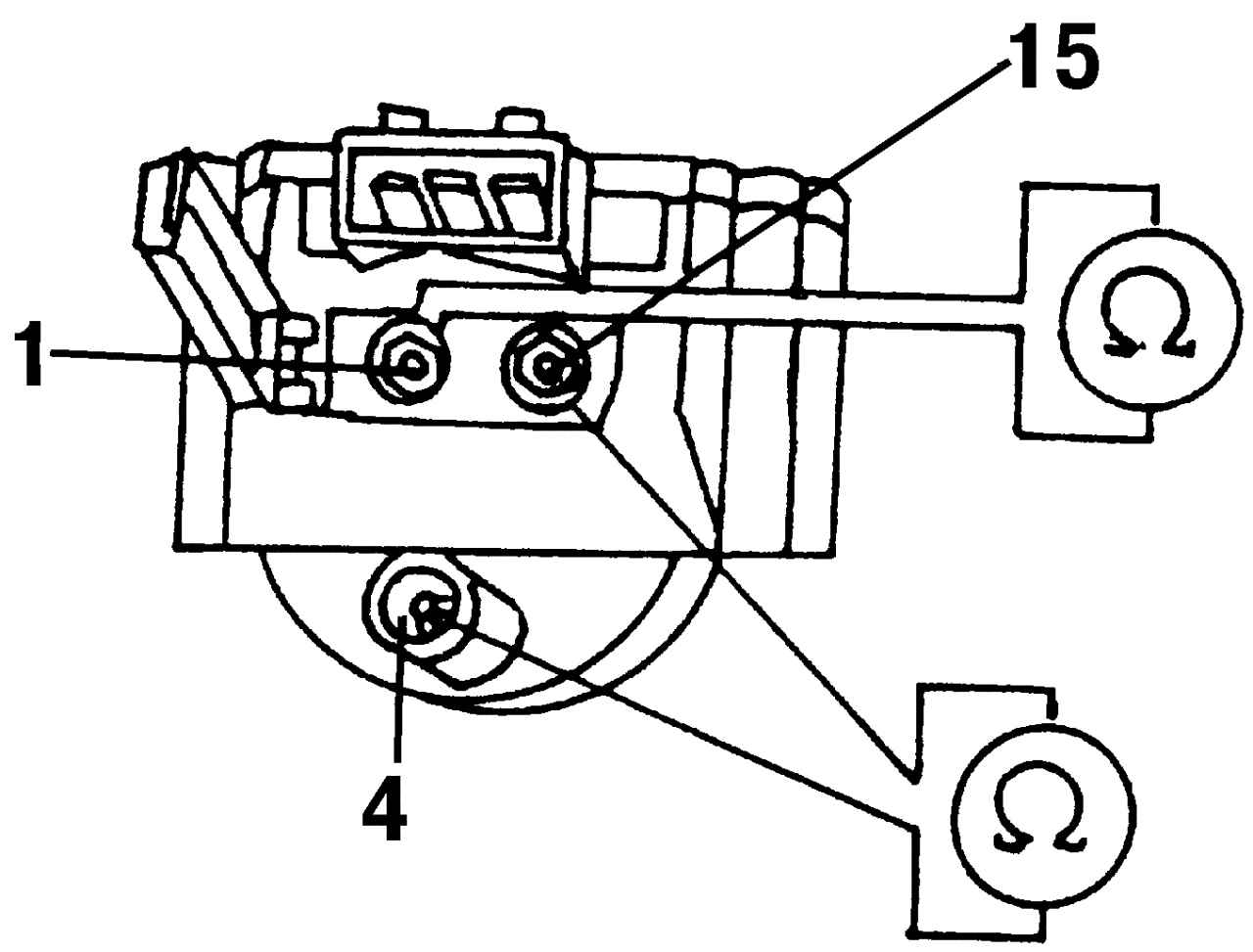 схема вентиляции картера лачетти